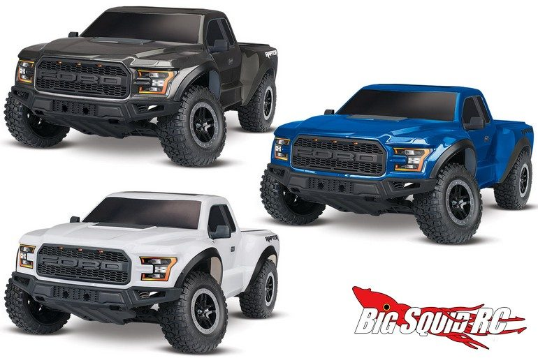 Traxxas 2017 Ford F-150 Raptor Slash