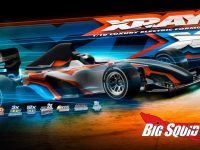 XRay 2017 X1 Formula Kit