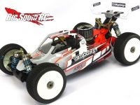 BittyDesign Force Clear Body Kyosho TKI 4