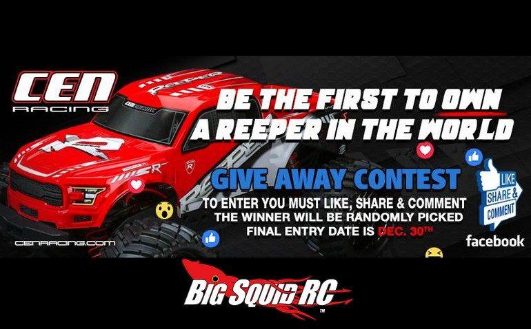 CEN Racing Reeper Give Away