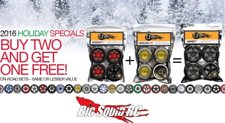 FireBrand RC Holiday Special