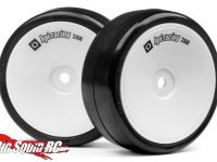 HPI Challenge 28R wheel tire set