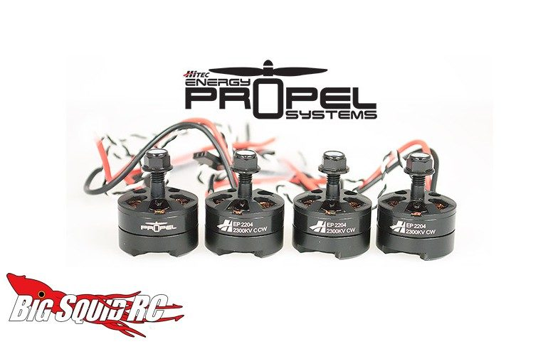 Hitec Energy Propel Combo Packs