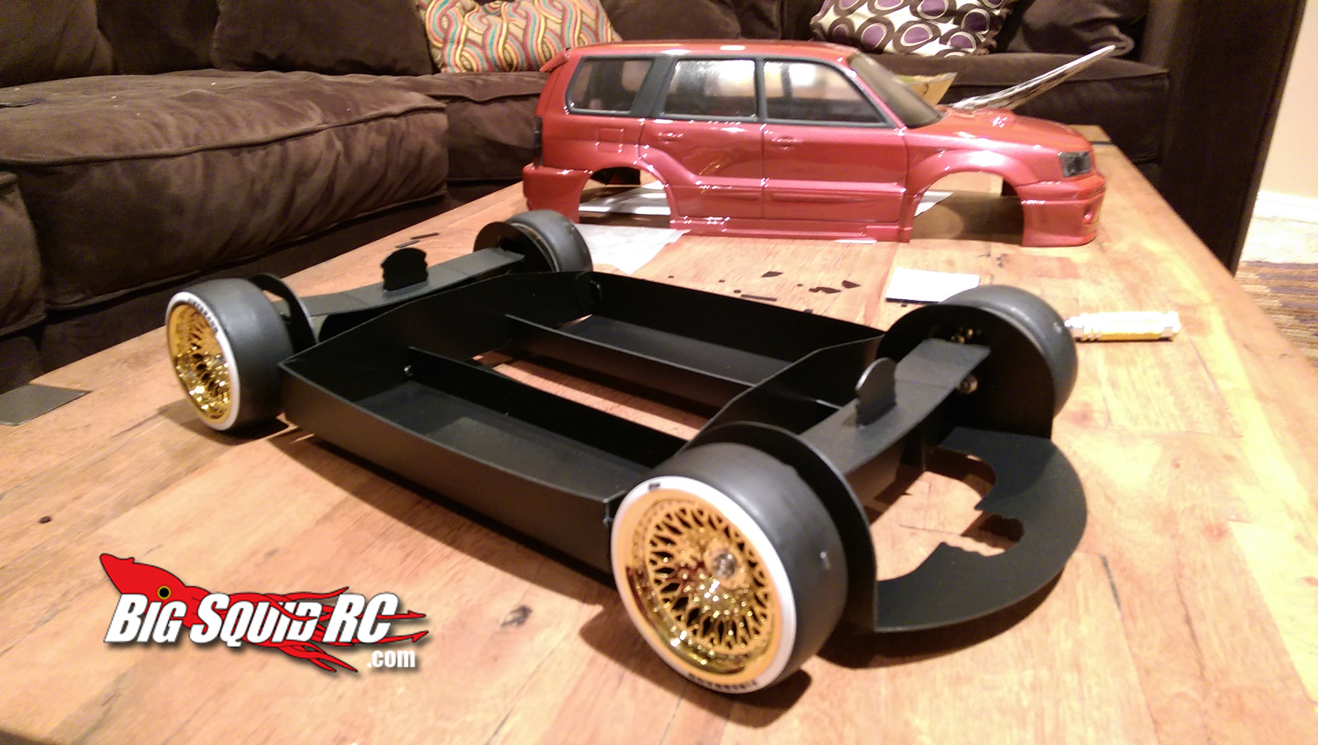 Firebrand Rc Showoff Rc Body Display Stand Review 171 Big