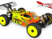 JConcepts S2 Body TLR 8ight 4.0