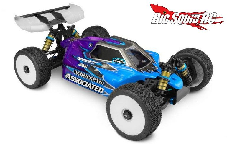 JConcepts Strike 2 Body RC8B3e