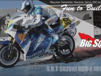 Video Kyosho Motorcycle