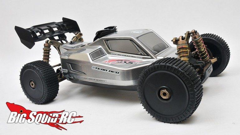 MCD Racing RR5 CF Ultimate