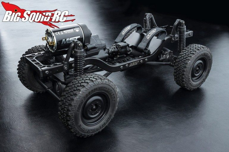 MST CFX 10th Scale Crawler