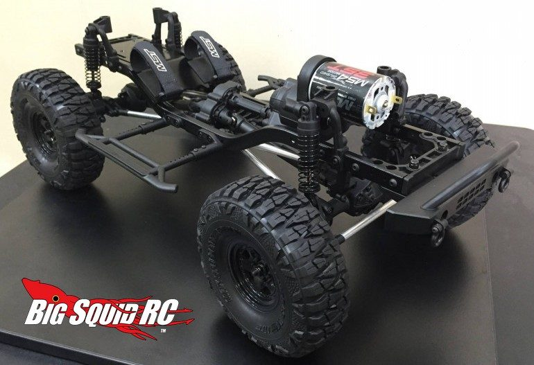 MST CFX-W Crawler