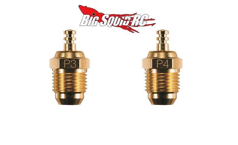 O.S. Gold Turbo Glow Plugs