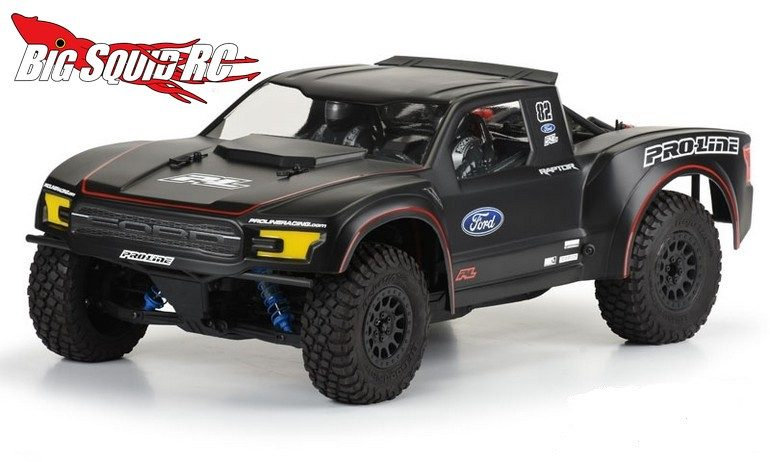 Pro-Line 2017 Ford F-150 Raptor SCORE TRophy Truck