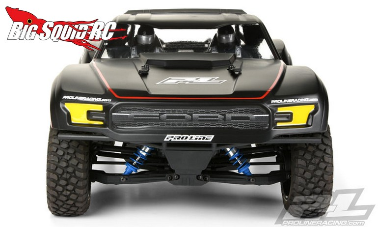 Pro Line 2017 Ford F 150 Raptor For Yeti Trophy Truck