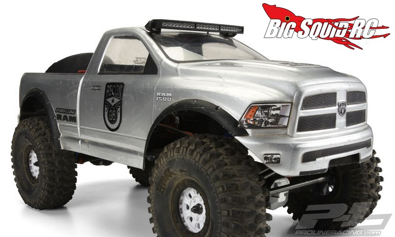 Pro line 5 curved led light bar kit big squid rc rc car and pro line 5 curved led light bar kit mozeypictures Gallery