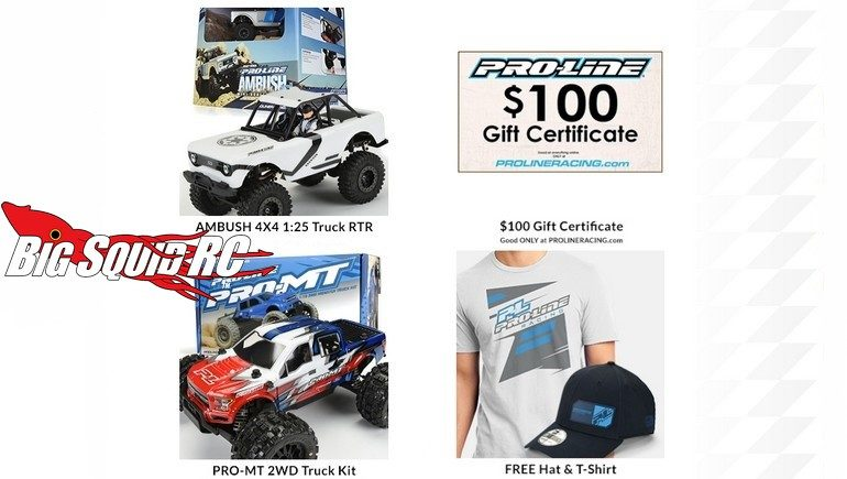 Pro-Line BIG GIVE