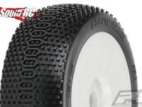 Pro-Line Pre-Mounted 1/8 Buggy Tires