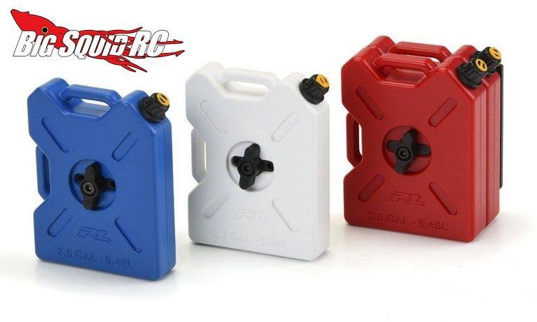 Pro-Line Scale Modular Fuel Packs