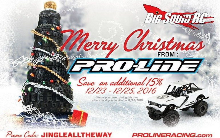 Pro-Line Christmas