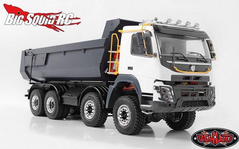 RC4WD Armageddon Hydraulic Dump Truck