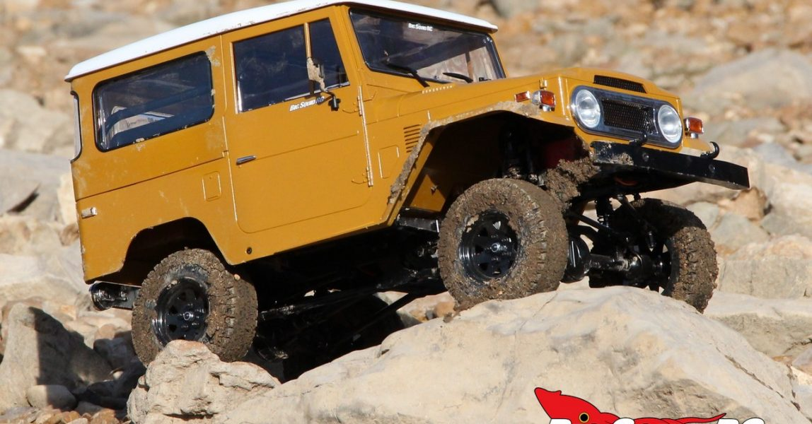 RC4WD Gelande II Cruiser RTR Review