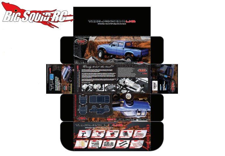 RC4WD Printable 1/10 mini boxes