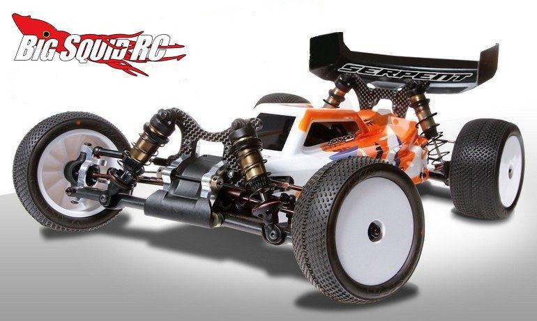 Serpent Spyder SDX4 Buggy