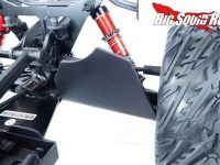 T-Bone REAR A-SKID MUD GUARDS ARRMA Kraton