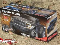 Unboxing Traxxas 2017 Ford F-150 Raptor