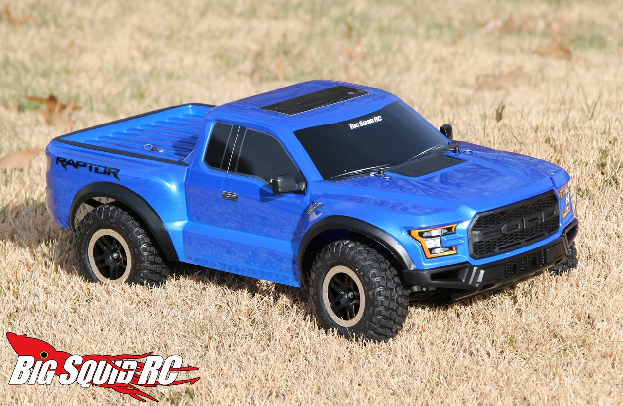 Unboxing Traxxas 2017 Ford F 150 Raptor 171 Big Squid Rc