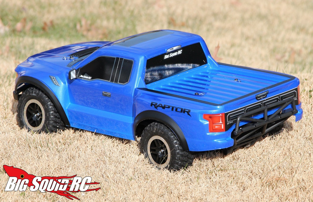 unboxing traxxas 2017 ford f 150 raptor big squid rc. Black Bedroom Furniture Sets. Home Design Ideas