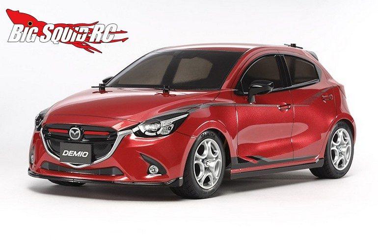 Tamiya Mazda2