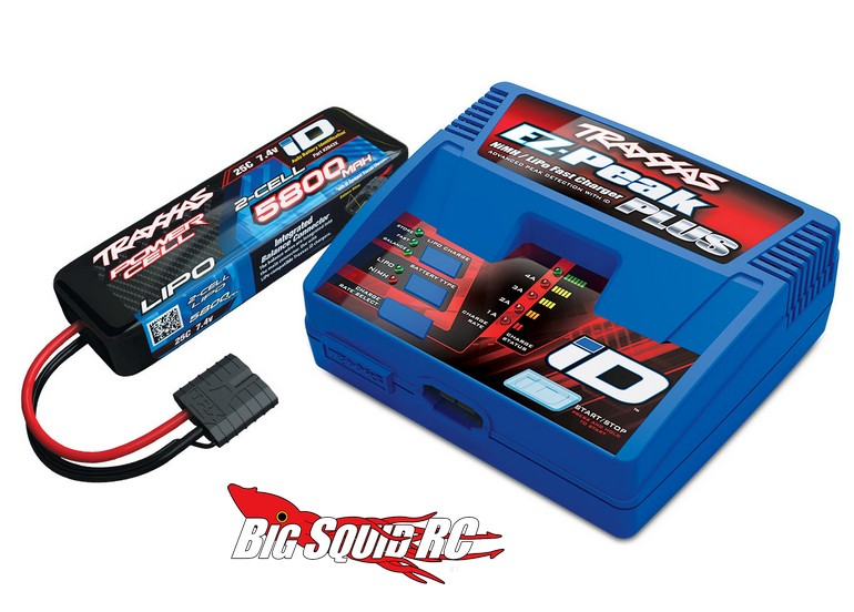 Traxxas 2s Lipo Amp Charger Completer Pack 171 Big Squid Rc