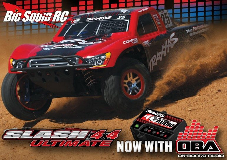 Traxxas Slash 4X4 Ultimate OBA