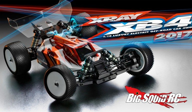 2017 XRay XB4 Buggy Kit