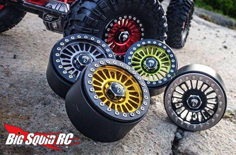Boom Racing KRAIT 2.2 Beadlock Wheels