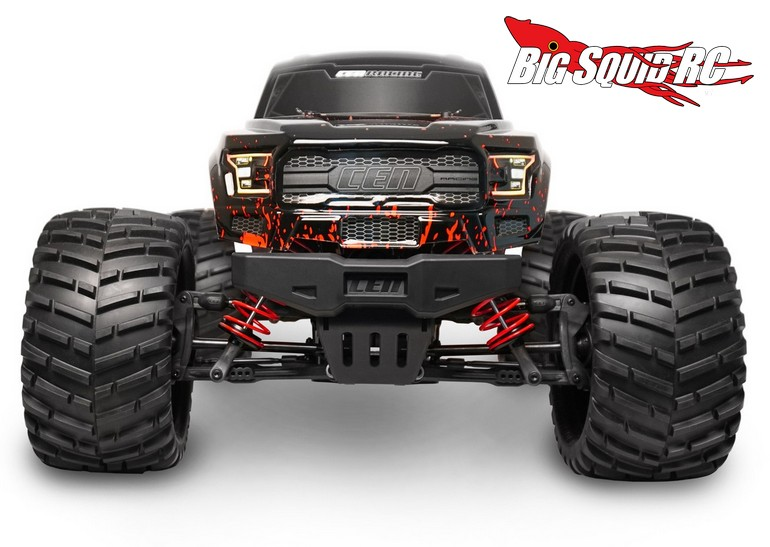Cen Racing Colossus Xt Mega Monster Truck Big Squid Rc News
