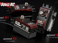 Futaba O.S. Speed Tuned Servos