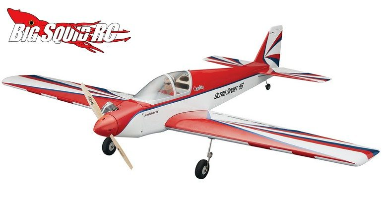 Great Planes Ultra Sport 46 EP ARF