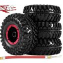 HRC Inflatable RC Crawler Tires