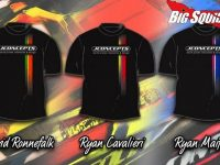JConcepts New Release – Driver Commemorative Racing Stripe T-Shirts