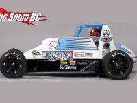 McALLISTER RACING Sprint Body 2WD Slash