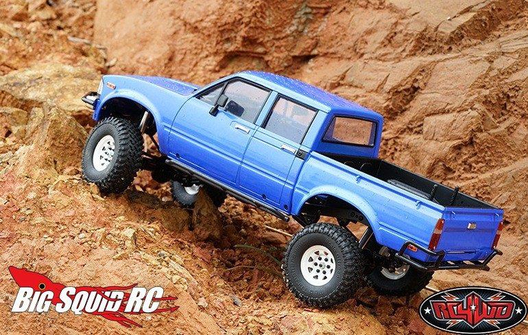 RC4WD TF2 LWB RTR