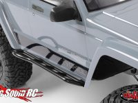 RC4WD Tough Armor Side Steel Sliders SCX10-II