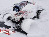 Snow Blasting With ARRMA RC