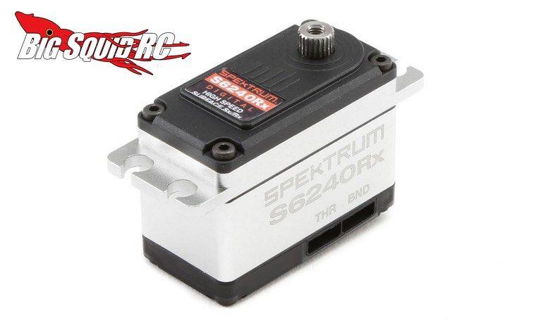 Spektrum S6240RX Servo Receiver