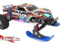 TBR Blue Snow Skis Traxxas
