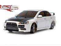 Tamiya Mitsubishi Lancer Evolution X (TT-02D) Drift Spec