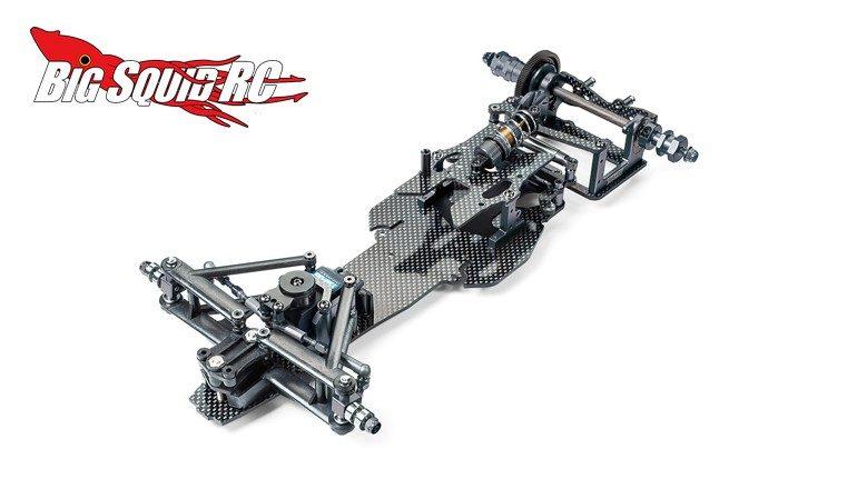 Tamiya Black Edition TRF102 Chassis Kit