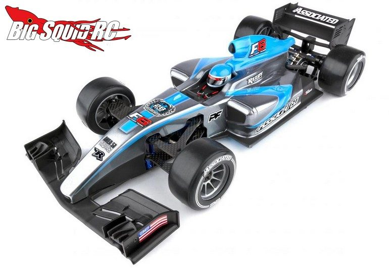 Team Associated RC10F6 Factory Team Car Kit