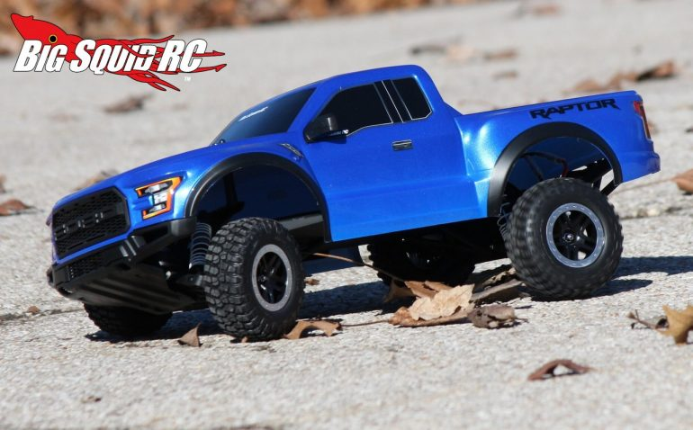 Traxxas 2017 Ford Raptor Review